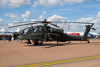 McDonnell-Douglas Ah-64DN Apache  (Royal Netherlands Air Force)