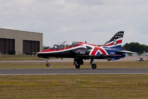 BAe Hawk T1  (Royal Air Force)
