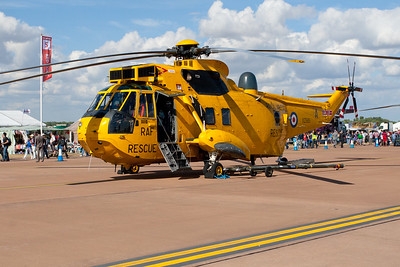 Sikorsky Sea King HAR3  (Royal Navy)