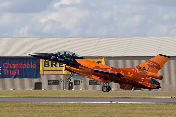 General Dynamics F-16AM Fighting Falcon  (Royal Netherlands Air Force)