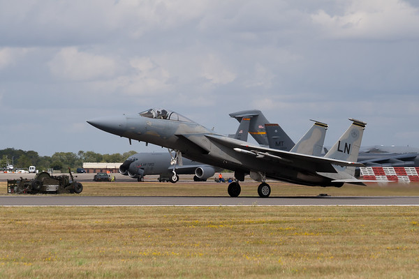 McDonnell Douglas F-15C Eagle  (United States Air Force)