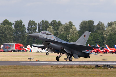 General Dynamics F-16A Fighting Falcon (Belgium Air Force)