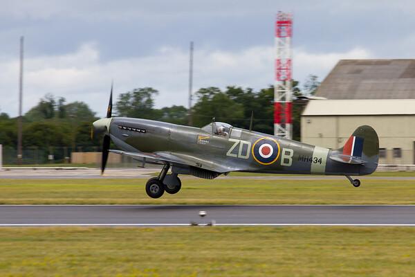 Supermaring Spitfire LF IX