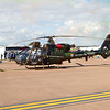 Westland Aerospatiale SA330B Gazelle  (French Army Light Aviation)