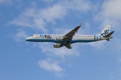 """Embraer EMB-195  """"FlyBe"""""""