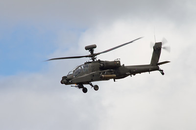 AgustaWestland Apache AH1  (Army Air Corps)
