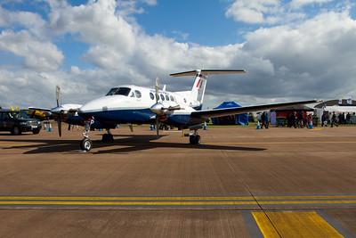 Beech King Air 200  (Royal Air Force)