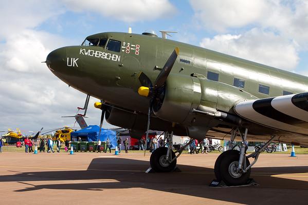 Douglas C-47 Dakota III  (Battle of Britain Memorial Flight)