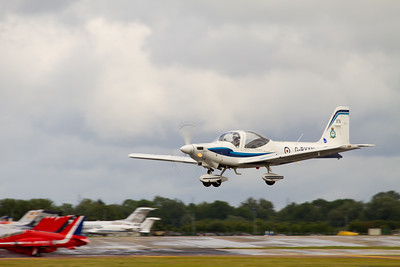 Grob Tutor T1  (Royal Air Force)