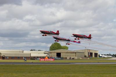 """Royal Jordanian Falcons  """"Extra EA300Ls"""""""