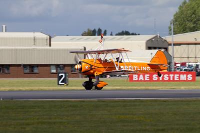 Breitling Wingwalkers  (Boeing Stearman A75N1s)