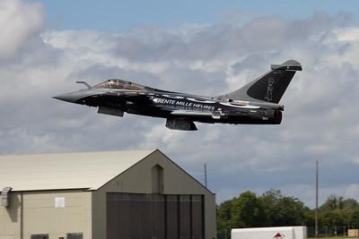 Dassault Rafale B EC1/7  (French Air Force)