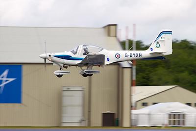 Grob Tutor T1  (Royal Air Force)