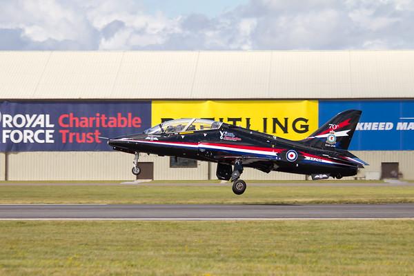 BAe Hawk T2  (Royal Air Force)