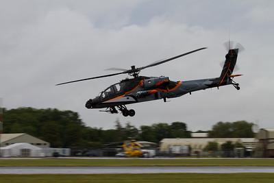 Boeing AH-64D Apache (Royal Netherlands Air Force)