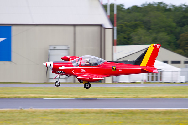 The Red Devils - Siai-Marchetti SF260s