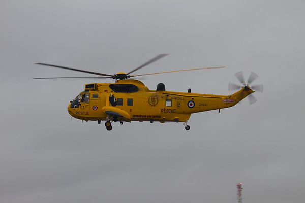 Westland Sea King HAR3/3  (Royal Navy)