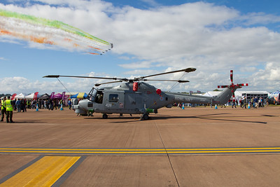 Westland Lynx HMA8  (Royal Navy)