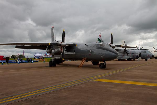 Antonov An-26  (Hungarian Air Force)