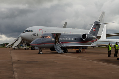 Bombardier Challenger CL-604  (Royal Danish Air Force)