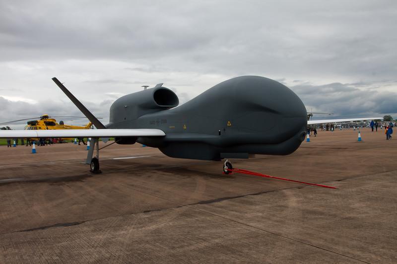 Northrop Grumman RQ-4 Global Hawk  (United States Air Force)