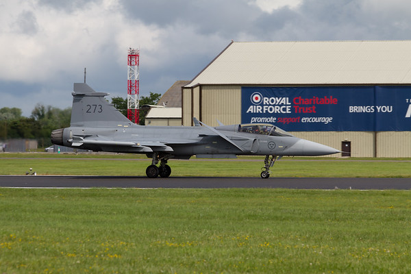 Saab JAS 39C Gripen  (Swedish Air Force)