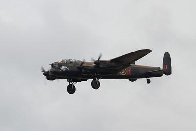 """Avro Lancaster """"Battle of Britain Memorial Flight"""""""