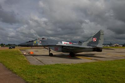 Mikoyan Mig-29 'Fulcrum' (Polish Air Force)