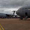 Boeing C-17A Globemaster III & Lockheed C-5 Galaxy (United States Air Force)