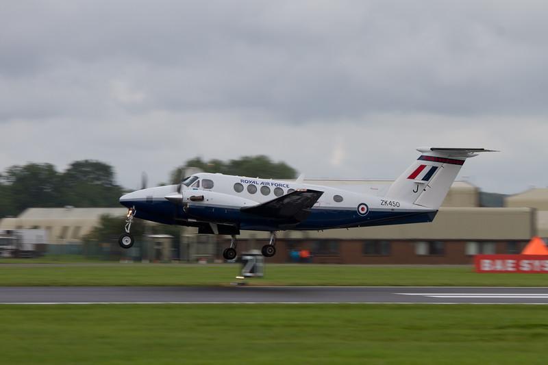 Beechcraft King Air B200 (Royal Air Force)