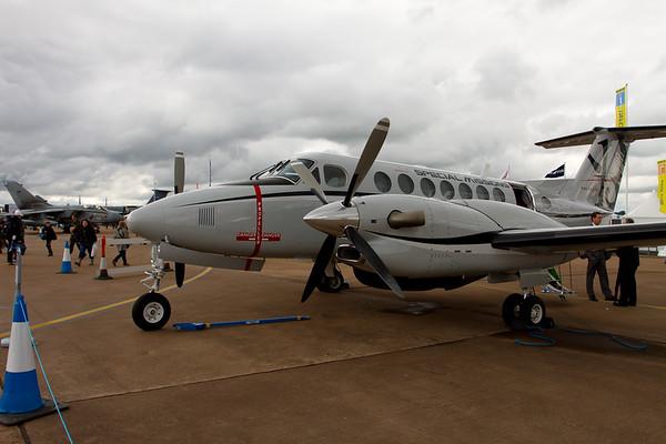 Hawker Beechcraft King Air 350ER