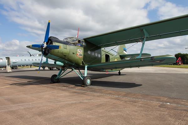 Antonov An-2 (Estonian Air Force)