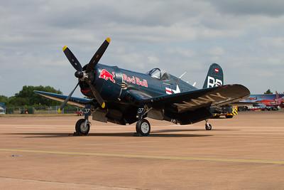 1945 - Chance Vought F4U-4 Corsair