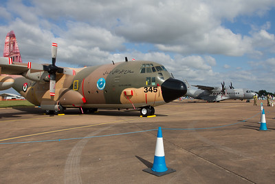 Lockheed Martin C-130H Hercules (Royal Jordanian Air Force)