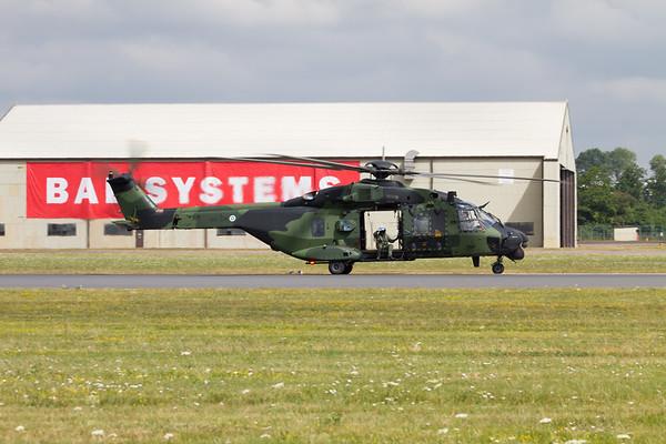 NhIndustries NH90 TTH 1 (Finnish Army Aviation)