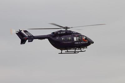 Eurocopter EC145 (London Fire Brigade)