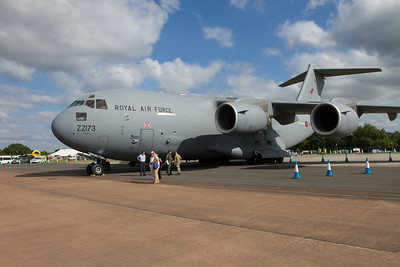 Boeing C-17A Globemaster III (Royal Air Force)