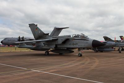Panavia Tornado ECR/IDS (German Air Force)