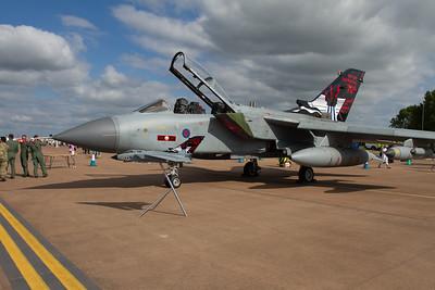 Panavia Tornado GR.4 (Royal Air Force)