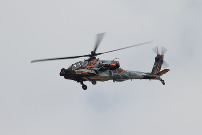 Boeing AH-64D Apache (Royal Netherlands Air Force)