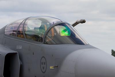 SAAB JAS-39 Gripen (Swedish Air Force)