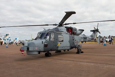 AgustaWestland AW159 Wildcat HMA2 (Royal Navy)