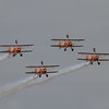The Breitling Wingwalkers (Boeing Stearman A75S)