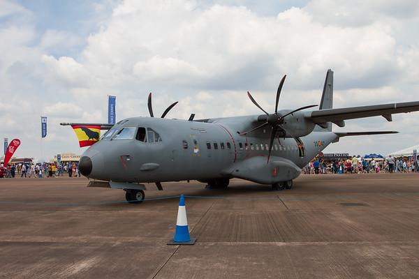 Airbus C295 (Spanish Air Force)