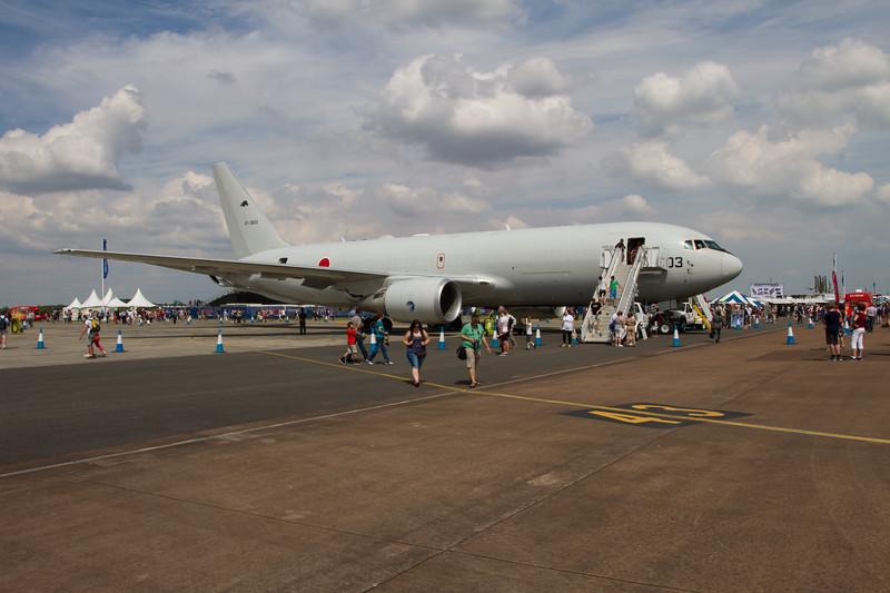 Boeing KC-767J (Japan Air Self Defense Force)