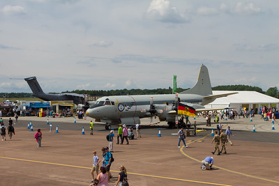 Lockheed P-3 Orion (German Navy)