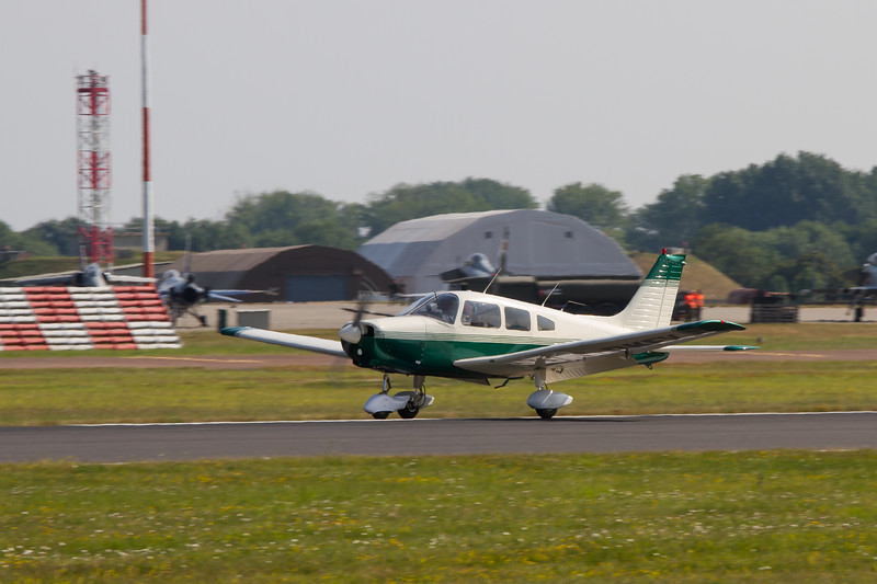 Piper PA-28-161 Cherokee Warrior II