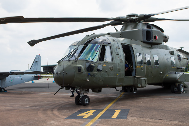 AgustaWestland Merlin HC.3/3A (Royal Air Force)