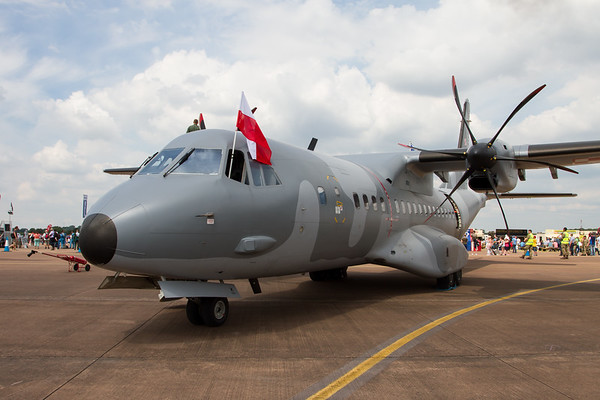 Airbus C295 (Polish Air Force)