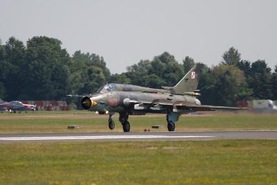 Sukhoi Su-22M (Polish Air Force)
